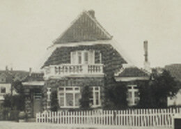 Annekset ca.1930/ The annex approx.1930