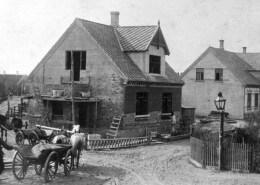 "Det ""nye"" fløj i 1906/ The ""new"" wing in 1906"
